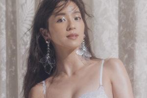 中村アン/PEACH JOHN(ピーチ・ジョン)ホワイトコレクション