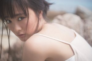 大友花恋(おおとも・かれん)3rd写真集「Karen3」 (東京ニュース通信社・撮影:佐藤佑一)