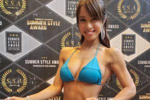 犬童美乃梨/SUMMER STYLE AWARD2019にて