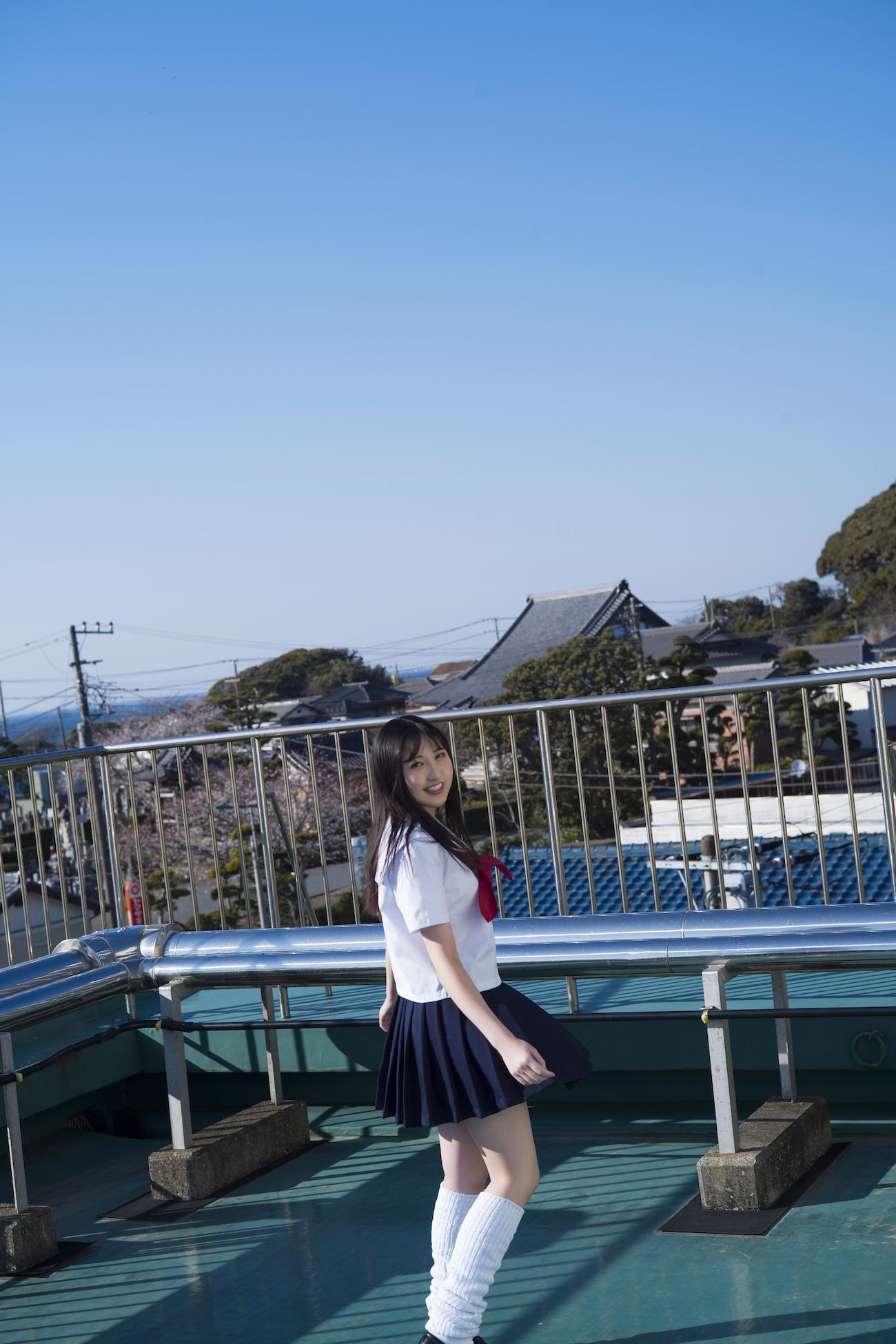 橘更沙/DVD「桜咲く愛」