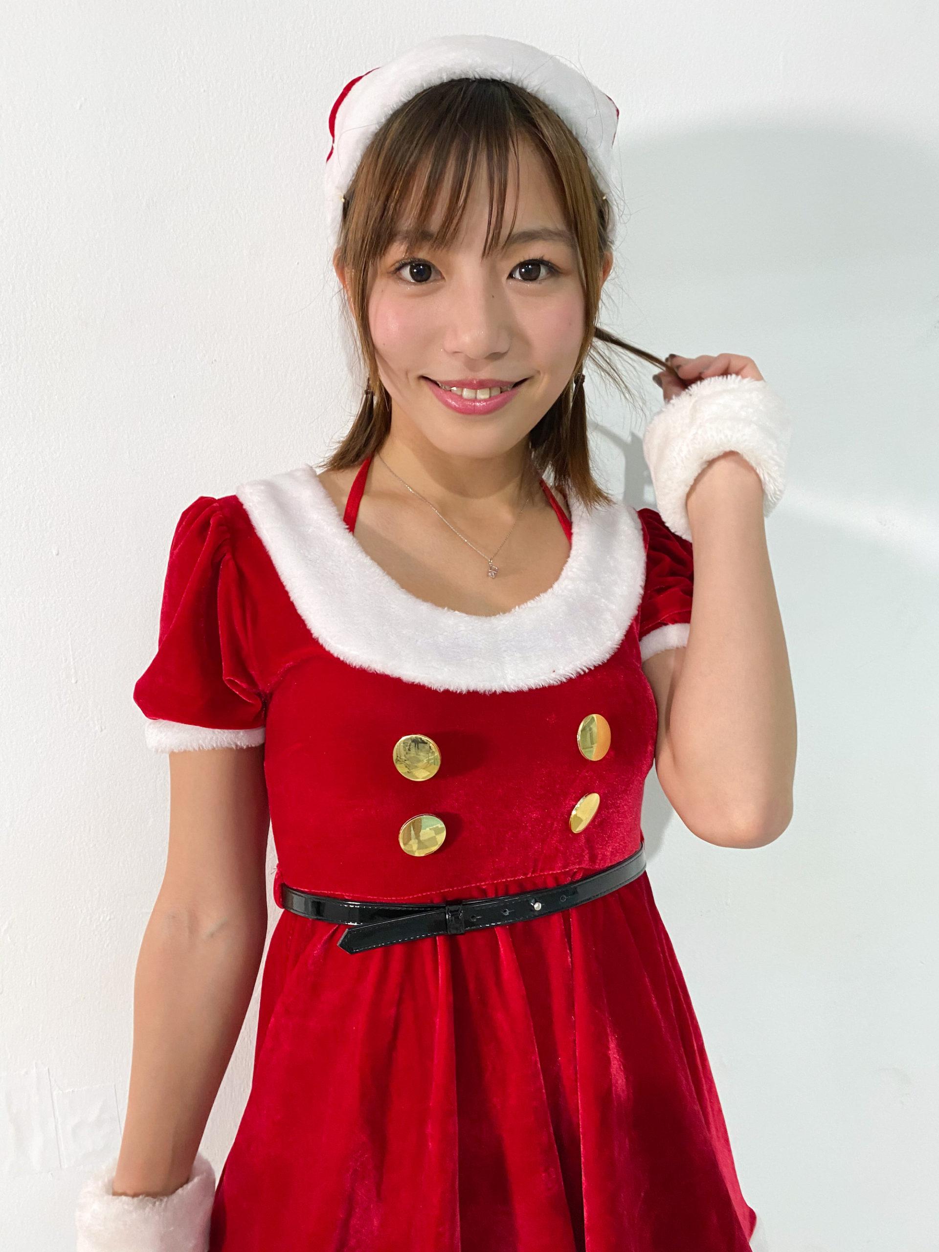 河路由希子(2019年12月22日、「R・I・P/R・I・Pyouth クリスマス撮影会」)