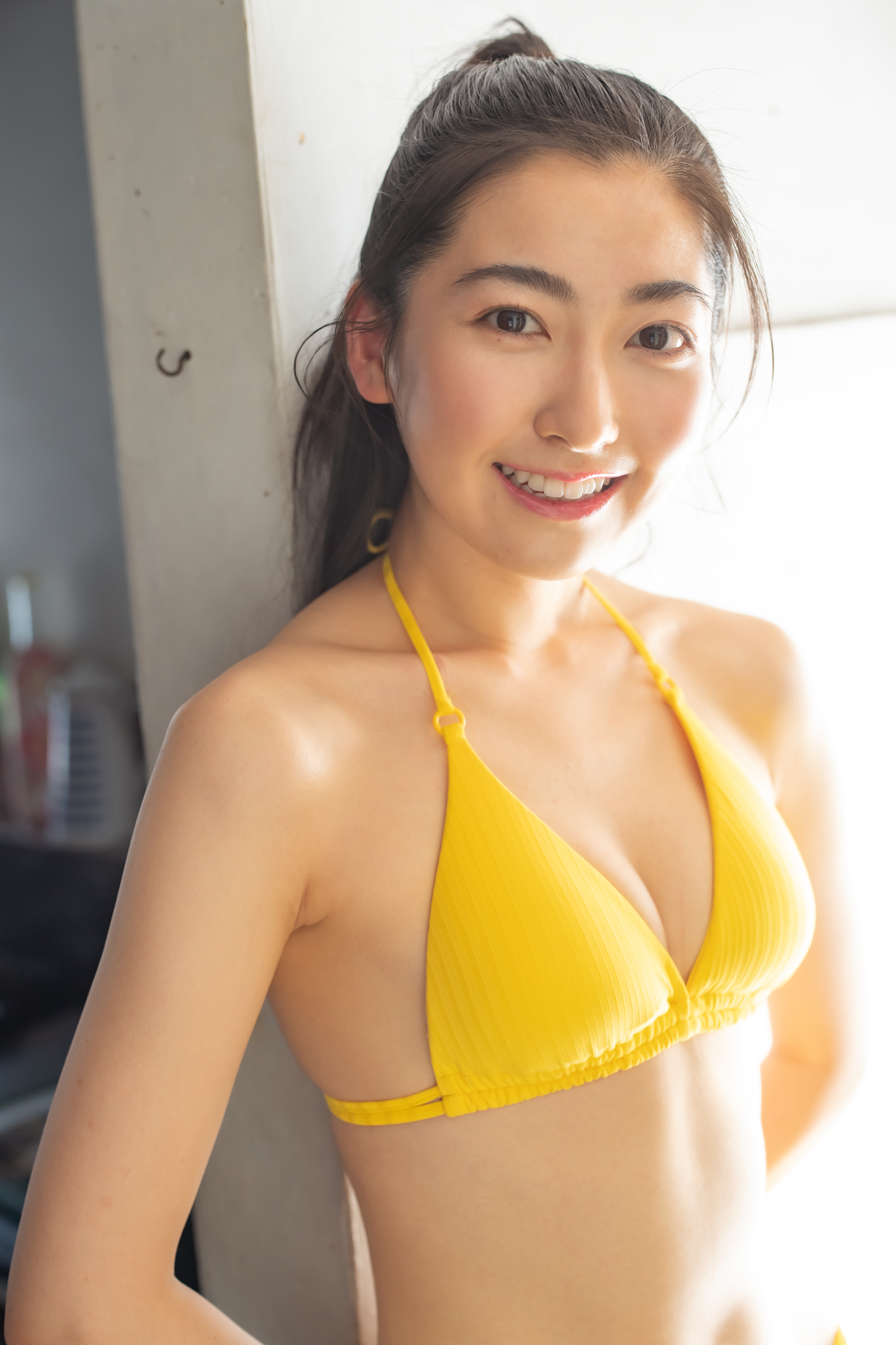 フェリス女学院大学 歌倉千登星『キャンパスクイーンコレクション2020 水着スペシャル』