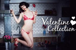 ランジェリーブランド・RAVIJOUR (ラヴィジュール)・バレンタインコレクション