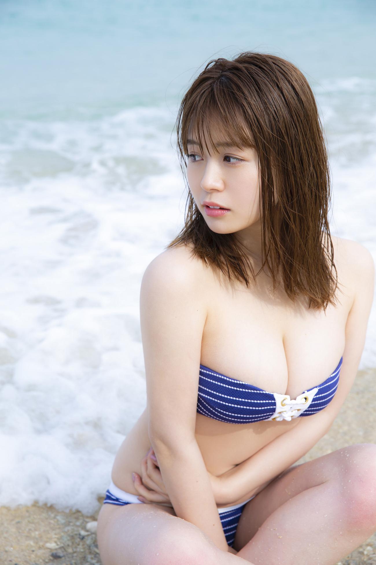 井口 綾子(いのくち あやこ)グラビア 水着