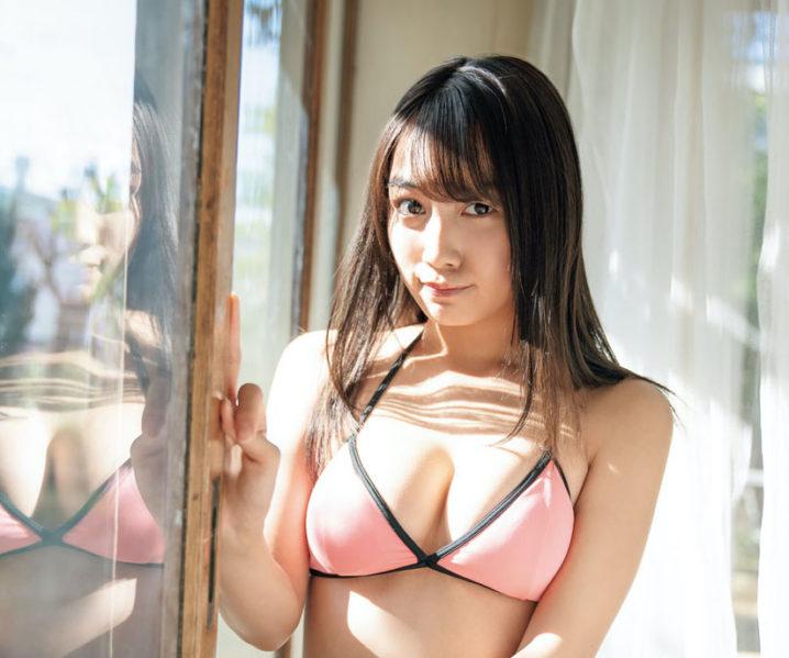 黒木ひかり、「週刊少年チャンピオン」