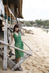 伊藤里織・イメージ DVD「SWEET MEMORIES」