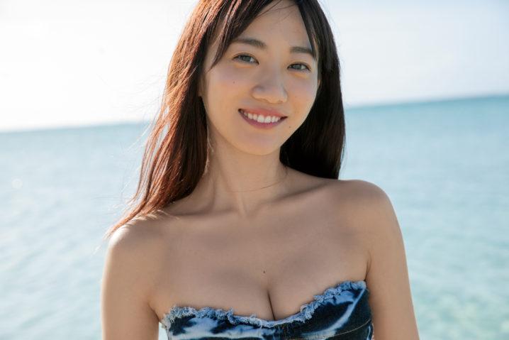 関根優那(せきね ゆうな)1st写真集「夕凪」