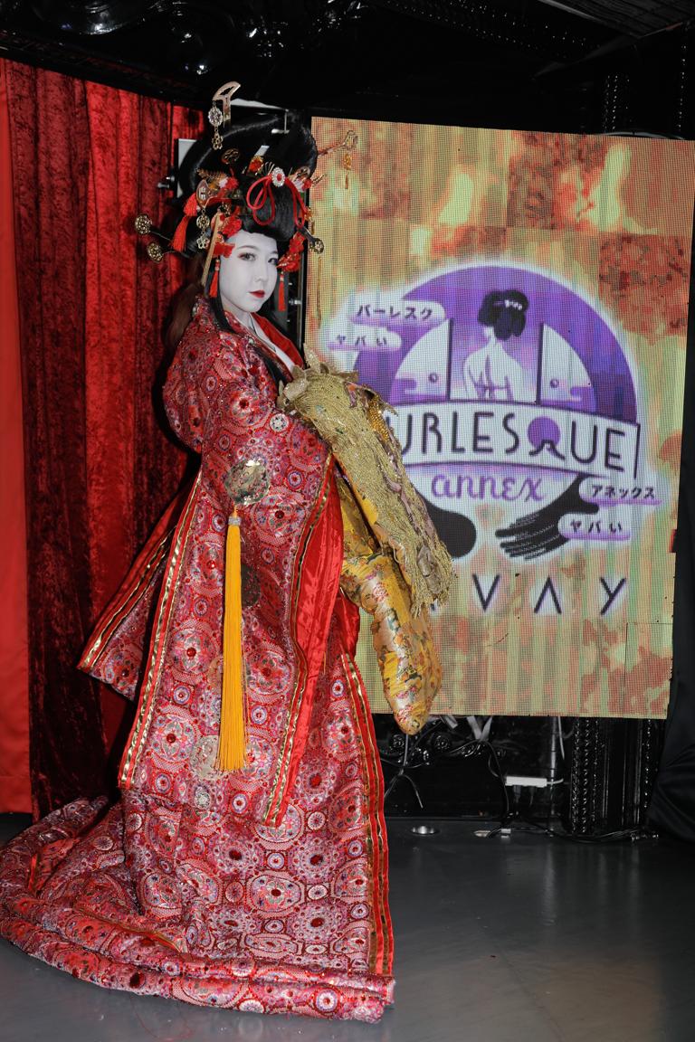 BURLESQUE annex~YAVAY~リーダーの「リカ」就任2周年イベント