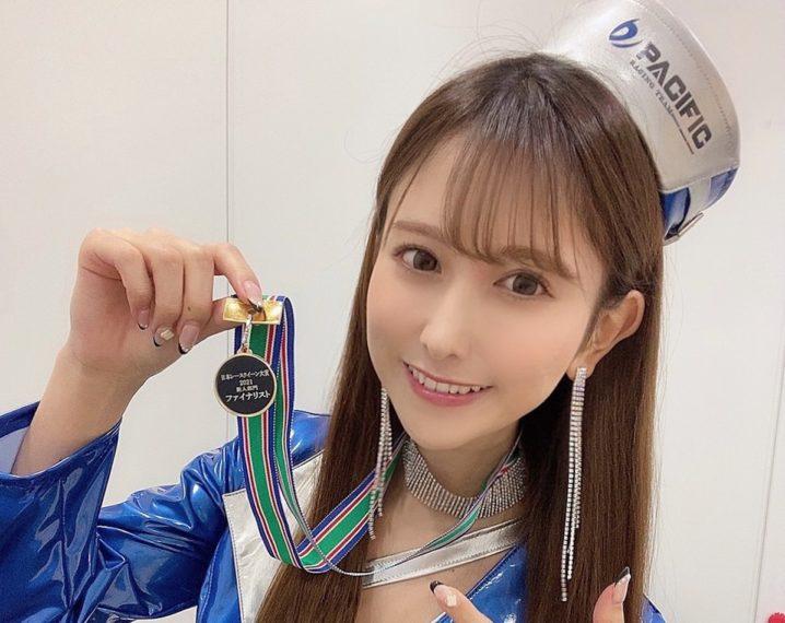 名取くるみ/レースクイーン大賞新人賞部門